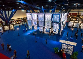 Houston International Quilt Festival 2019
