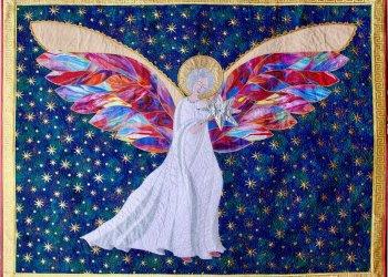 El Angel de la fe, la esperanza y el amor