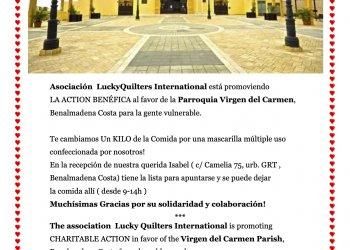 Asociación  LuckyQuilters International  action benefica.jpg