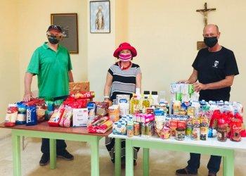 Благотворительная акция в помощь нуждающимся Бенальмадены