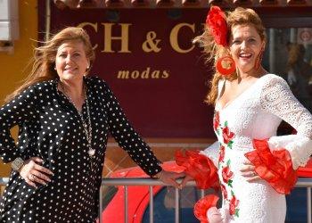 CH-CH - Designer of flamenko dresses