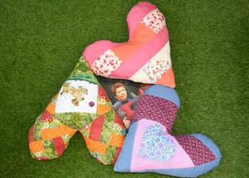 Heart Pillows
