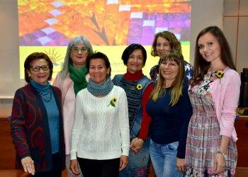 Présentation du projet de l'Association Internationale LuckyQuilters au Conseil Municipal de la ville de Benalmadena