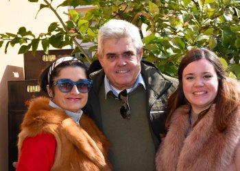 Gonzalez Martins Familie gibt den Geschmack von Andalusien