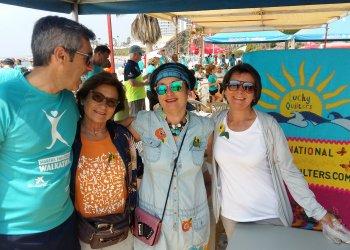 Charitable marathon Walkathon