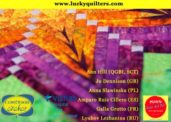 LuckyQuilters in SUR in English