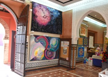 Церемония открытия Второго Фестиваля Art Textile