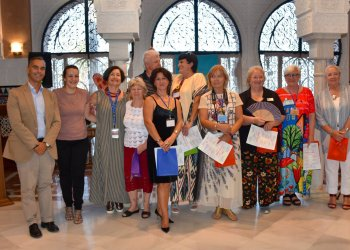 Inauguration ceremony of the Second Festival Art Textile