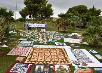 Конкурс мастериц пэчворка и арт-квилта в Парке Палома