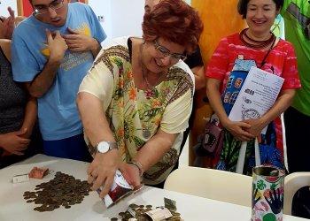 Чудесный день с детьми  в Центре инвалидов Virgen de la Candelaria